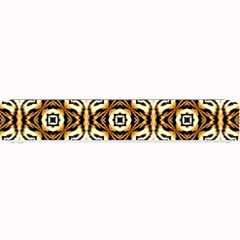 Faux Animal Print Pattern Small Bar Mats