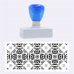Faux Animal Print Pattern Rubber Stamps (large)
