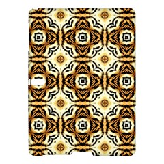 Faux Animal Print Pattern Samsung Galaxy Tab S (10 5 ) Hardshell Case
