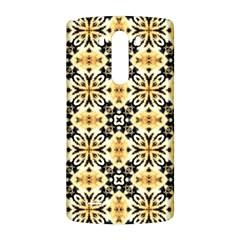 Faux Animal Print Pattern LG G3 Back Case
