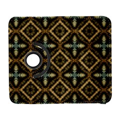 Faux Animal Print Pattern Samsung Galaxy S  Iii Flip 360 Case
