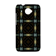 Faux Animal Print Pattern HTC Desire 601 Hardshell Case