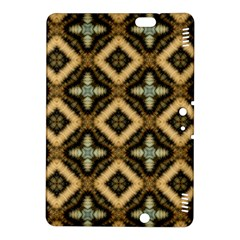 Faux Animal Print Pattern Kindle Fire Hdx 8 9  Hardshell Case