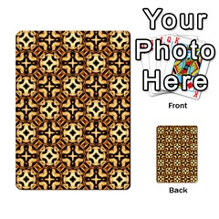 Faux Animal Print Pattern Multi-purpose Cards (Rectangle)