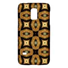 Faux Animal Print Pattern Galaxy S5 Mini