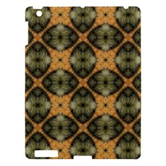Faux Animal Print Pattern Apple Ipad 3/4 Hardshell Case