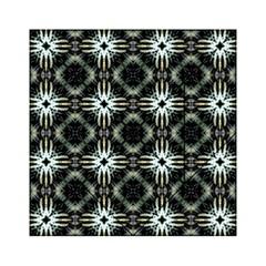 Faux Animal Print Pattern Acrylic Tangram Puzzle (6  x 6 )