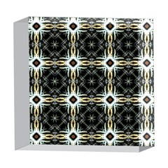 Faux Animal Print Pattern 5  x 5  Acrylic Photo Blocks