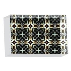 Faux Animal Print Pattern 4 x 6  Acrylic Photo Blocks