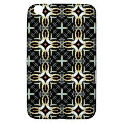 Faux Animal Print Pattern Samsung Galaxy Tab 3 (8 ) T3100 Hardshell Case