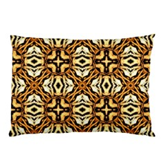 Faux Animal Print Pattern Pillow Cases