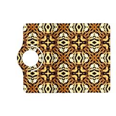 Faux Animal Print Pattern Kindle Fire HD (2013) Flip 360 Case