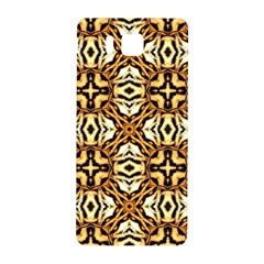 Faux Animal Print Pattern Samsung Galaxy Alpha Hardshell Back Case