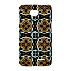 Faux Animal Print Pattern LG Optimus L70