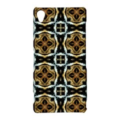 Faux Animal Print Pattern Sony Xperia Z3