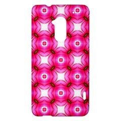 Cute Pretty Elegant Pattern HTC One Max (T6) Hardshell Case