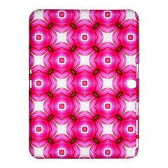 Cute Pretty Elegant Pattern Samsung Galaxy Tab 4 (10.1 ) Hardshell Case