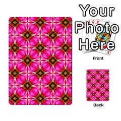 Cute Pretty Elegant Pattern Multi-purpose Cards (Rectangle)