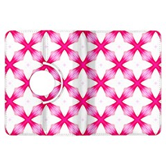 Cute Pretty Elegant Pattern Kindle Fire HDX Flip 360 Case