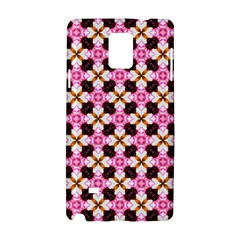 Cute Pretty Elegant Pattern Samsung Galaxy Note 4 Hardshell Case