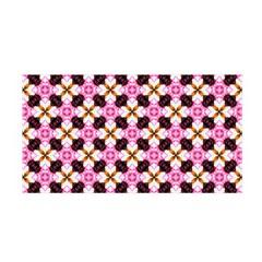 Cute Pretty Elegant Pattern Satin Wrap