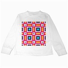 Cute Pretty Elegant Pattern Kids Long Sleeve T Shirts