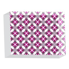 Cute Pretty Elegant Pattern 5 x 7  Acrylic Photo Blocks