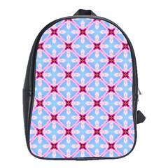 Cute Pretty Elegant Pattern School Bags (xl)
