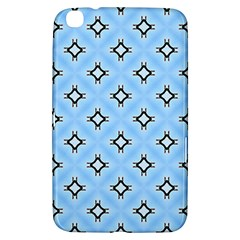 Cute Pretty Elegant Pattern Samsung Galaxy Tab 3 (8 ) T3100 Hardshell Case