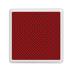 Cute Pretty Elegant Pattern Memory Card Reader (Square)
