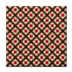 Cute Pretty Elegant Pattern Tile Coasters