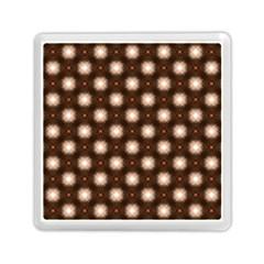 Cute Pretty Elegant Pattern Memory Card Reader (Square)