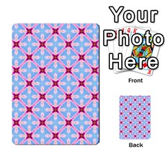 Cute Pretty Elegant Pattern Multi Purpose Cards (rectangle)