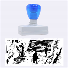 Banks Of The Seine Kpa Rubber Stamps (large)