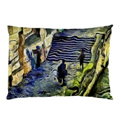 Banks Of The Seine KPA Pillow Cases (Two Sides)