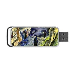 Banks Of The Seine KPA Portable USB Flash (Two Sides)
