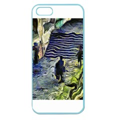 Banks Of The Seine Kpa Apple Seamless Iphone 5 Case (color)