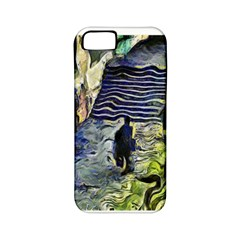 Banks Of The Seine Kpa Apple Iphone 5 Classic Hardshell Case (pc+silicone)