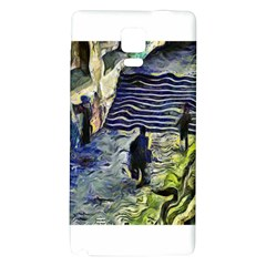 Banks Of The Seine Kpa Galaxy Note 4 Back Case