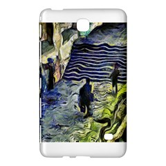 Banks Of The Seine Kpa Samsung Galaxy Tab 4 (8 ) Hardshell Case