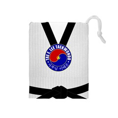 Dobok-Medium Drawstring Pouch (Medium)