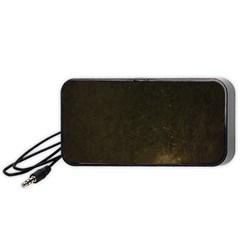 Urban Grunge Portable Speaker (black)