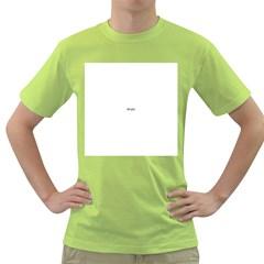 Comic Book KA-POW! Green T-Shirt
