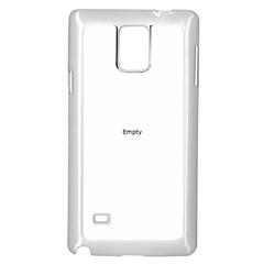 Comic Book POP ART Samsung Galaxy Note 4 Case (White)