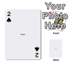 Comic Book Ka Pow! Playing Cards 54 Designs