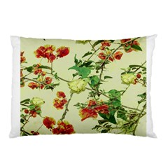 Vintage Style Floral Design Pillow Cases (Two Sides)