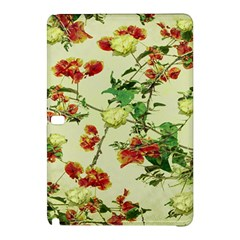 Vintage Style Floral Design Samsung Galaxy Tab Pro 12.2 Hardshell Case