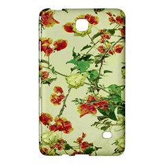 Vintage Style Floral Design Samsung Galaxy Tab 4 (7 ) Hardshell Case