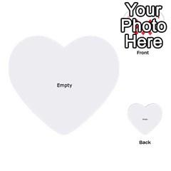 Never Trust An Atom Multi Purpose Cards (heart)