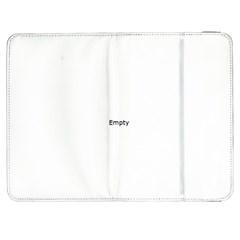Never Trust An Atom Samsung Galaxy Tab 7  P1000 Flip Case